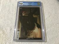 CATWOMAN 9 CGC 9.8 graded Variant Cover DC comic book