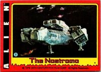 1979 TOPPS ALIEN  - PICK CHOOSE YOUR CARDS