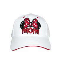 Disney Women's Minnie Mouse Mom Fan Baseball Hat