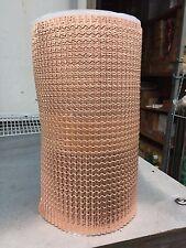 Kupfer Wandanschlussband Kaminband CU Moos Stopp selbstklebend 5mx30cm