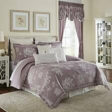 Croscill Liliana California King 4-Piece Comforter Set in Mauve