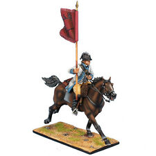 AWI102 US Continental 3rd Light Dragoons Standard Bearer by First Legion