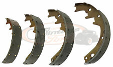 1961 1962 1963 1964 FORD PICKUP REAR BRAKE SHOES SET OF (4) F100 TRUCK