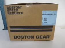 BOSTON GEAR SRF718-20K-B5-G1 WORM GEAR SPEED REDUCER MOTOR