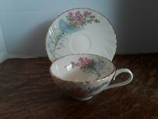 Lenox Ivory China Rose Bouquet Mothers Day 1987 Cup & Saucer Lim. Edition