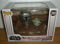 Funko Pop! Star Wars 390 - NEU & OVP - The Mandalorian with the Child