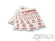 Genuine Yamaha Sticker Sheet ATV QUAD MOTORCYCLE
