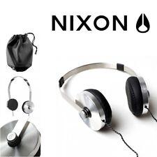 Genuine Nixon Apollo Headphones with Mic Volume Button Control for  iPhone 4 5 6