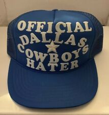 Vintage Cowboys Hater Truckers Cap Hat