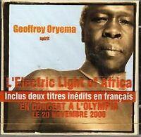 Spirit - (+ bonus tracks ) von Geoffrey Oryema   CD   Zustand gut