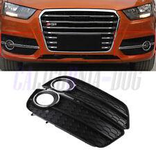 For Audi A5 Coupe CabrI 2008-2011 Front  Bumper Grill Fog Lamp Chrome Trim L+R