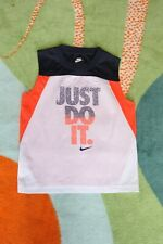 KIDS:NIKE Just Do It  Sleeveless Jersey