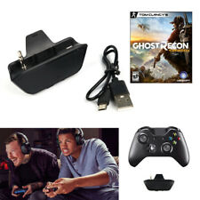 For Xbox One Controller Kit Headphone Headset Audio Game Adapter Wireless HL