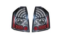 Chrysler 300 C Saloon 2008 - 2010 Negro y Claro LED Luces Traseras - 1 Par