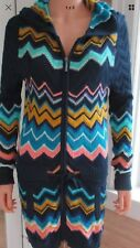 Missoni women's multicolor.Hooded zipper, cardigan size XS