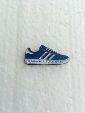 Adidas Munchen Trainer Pin Badge Casual Ultras Away Days 3 Stripes Sneakers Kick