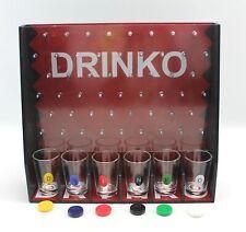 Drinko Tumbling Token Drinking Party Shotglass Group Game