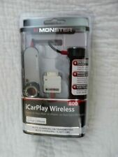Monster MON129363 Fm-ch Ipod/iphone iCarPlay Wireless 800 FM Transmitter