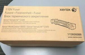 Genuine OEM Xerox 115R00088 110V Fuser For Versalink C400/ 405 / Workcentre 6655