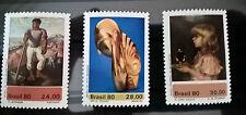 Brasilien Brazil 1980 Satz set Art Kunst MNH