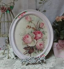 """Tender Roses"" ~ Vintage ~ Shabby Chic ~ Country Cottage style Wall Decor Sign"