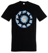 Iron Arc Reactor T-Shirt Symbol Tony Sign Logo Man Stark Symbol Industries