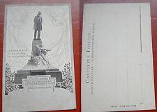 CARTOLINA COMMEMORATIVA GALILEO FERRARIS 1903 INGEGNERE TORINO REGIO MUSEO