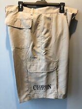 Champion Boat Cargo Shorts Stone (38)
