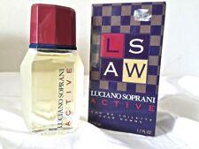 Luciano Soprani Active edt 50 ml. vintage