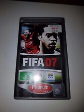 Fifa '07 Sony PSP Game With Manual