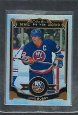 2015-16 O-PEE-CHEE PLATINUM MIKE BOSSY WHITE ICE #39/99