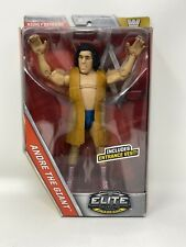 WWE WWF Mattel Elite Collection Flashback Andre the Giant New in Box