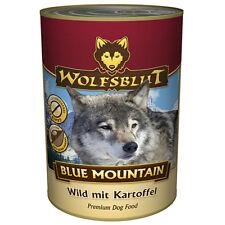 Wolfsblut | Dose Blue Mountain | 6 x 800 g