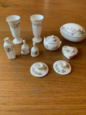 Wedgwood Mirabelle minature trinkets