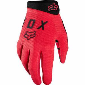Fox Racing Women's Ranger Gel Glove Bright Red