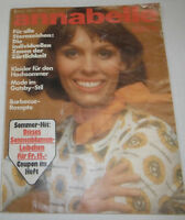 Annabelle Fashion Magazine Sommer Hit No.14 July 1974 071514R