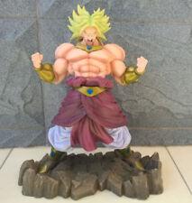"DragonBall Z Dragon Ball Super Saiyan Broly 25cm / 10"" PVC Figure New in Box"