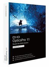 DxO OpticsPro 11 Essential Edition Lizenz - besser als Lightroom; Windows & Mac