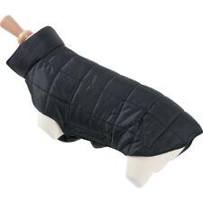 ZOLUX MANTELLA CON PIUME PER CANI - Nero - 35 cm cappotto giacca da pioggia