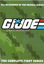 G.I. Joe: A Real American Hero - The Complete First Series (DVD, 2012, 16-Disc S