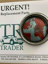 Triumph TR4A bonnet badge, original, used