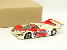 Kit De Inicio Montado Resina 1/43 Porsche 956 Gr C Silverstone 1983 Preston Henn