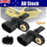 2*VE Rear ABS Wheel Speed Sensor 92211237 For Holden Commodore Statesman WM