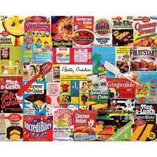 Betty Crocker 1000 Piece Jigsaw Puzzle