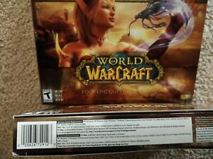 World of Warcraft Your Epic Quest Begins Here WINDOWS MAC PC GAME NEW