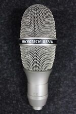 Microtech Gefell UMT800 Satin Nickel Condensor Microphone from Frank Sinatra Jr