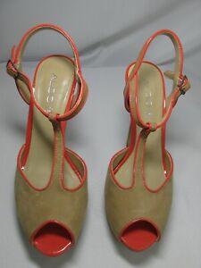 "ALDO ""Detamble"" Women's Peep Toe Platform Sandal, Size 9B"