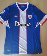 CAMISETA DEL ATHLETIC CLUB 17/18 AZUL