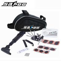 16PC Bike Cycling Bicycle Maintenance Repair Bag Case Hand Wrench Tool Kit Set