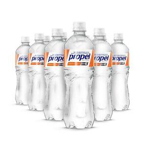 Propel, Mandarin Orange, Zero Calorie Water Beverage with Electrolytes & Vita...